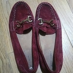 Vguc size 8.5 cynthia rowley loafers